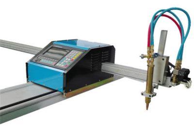 चीन प्लाझ्मा सिस्टम प्लाझमा मशाल आणि टेबल कटर कापून मेटल प्लाझमा सीएनसी मशीन बनविले