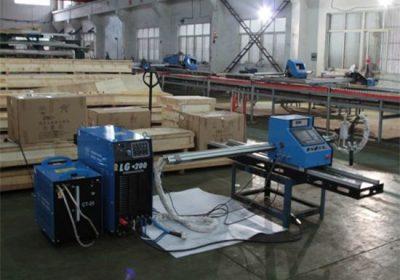 कारखाना पुरवठा आणि गरम विक्रीचा छंद सीएनसी प्लाझमा कटिंग मशीन किंमत