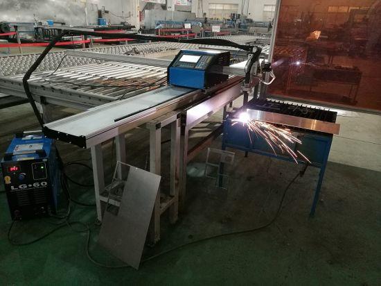 1560 हेवी ड्यूटी सीएनसी प्लाझमा कटिंग मशीन चीन