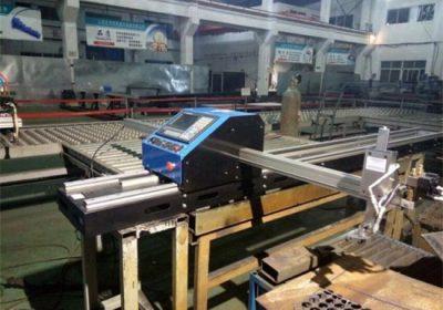 मेटल प्लेट गॅन्ट्री सीएनसी ज्वाला प्लाजमा कटिंग मशीन