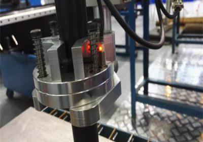 बॉसमॅन पोर्टेबल कॅंटिलीव्हर सीएनसी प्लाझमा कटिंग मशीन, एसएस, अॅल्युमिनियम प्रोफाइल
