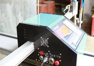 सीएनसी पोर्टेबल प्लाझमा कटिंग मशीन, ऑक्सिजन इंधन मेटल कटिंग मशीन किंमत