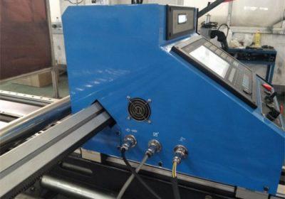 पोर्टेबल सीएनसी 43 ए पॉवर प्लाझमा कटिंग मशीन स्टार्ट ब्रँड एलसीडी पॅनेल कंट्रोल सिस्टम प्लाझमा कटिंग मेटल मशीन किंमत