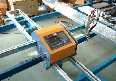 फॅक्टरी किंमतीसह व्यावसायिक सीएनसी ज्वाला सारणी कापण्याचे यंत्र