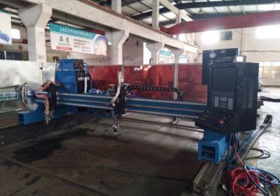 व्यावसायिक आणि सोपी ऑपरेशन स्टारफियर 1500 * 3000 मिमी टायटॅनियम प्लेट्स सीएनसी प्लाजमा कटिंग मशीन