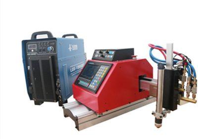 मेटल स्टील नवीन ऑटो टेबल सीएनसी प्लाजमा आणि ज्वाला काटण्याचे यंत्र