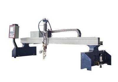 हलक्या धातूसाठी लो कॉस्ट जी कोड सीएनसी प्लाझमा कटिंग मशीन