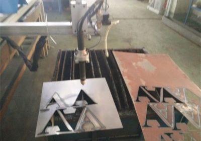 स्टॉकमध्ये स्टेनलेस स्टील कार्बन स्टील लोह शीट सीएनसी प्लाझमा कटरसाठी कारखाना किंमत 1530 प्लाझमा कटिंग मशीन