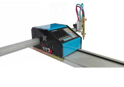 पोर्टेबल सीएनसी प्लाजमा फ्लेम कटिंग मशीन प्लाझमा कटर जेएक्स -1530